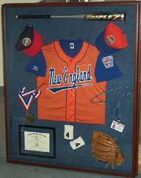 Framed Jersey - Jersey Framing