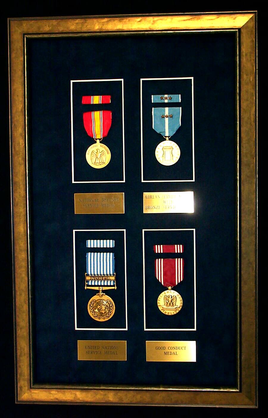 Shadowbox Custom Picture Framing Shadow Boxes